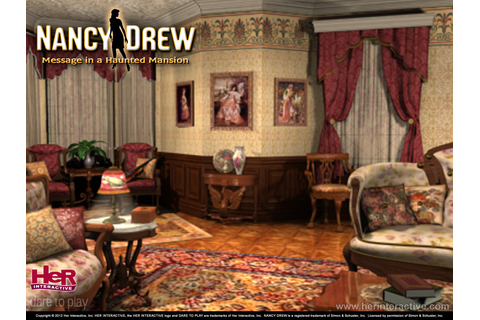 Buy Nancy Drew: Message in a Haunted Mansion | HeR Interactive