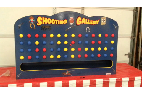 Shooting Gallery Game - YouTube