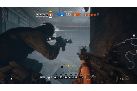 Tom Clancy's Rainbow Six Siege Free Download - CroHasIt ...