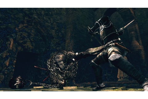 Dark Souls: Artorias of the Abyss DLC screens are scary