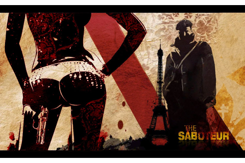 Free Softwares For PC: The Saboteur (Game)