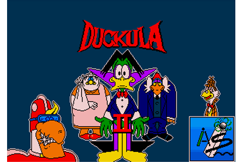 Count Duckula 2/Walkthrough — StrategyWiki, the video game ...