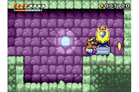 Game Boy Advance - Wario Land 4 (2001) - YouTube