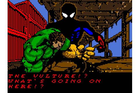 Spider-Man 2: The Sinister Six GBC(1) - YouTube