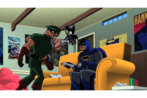 Batman: The Brave And The Bold Trailer 1 - Batman Plays ...