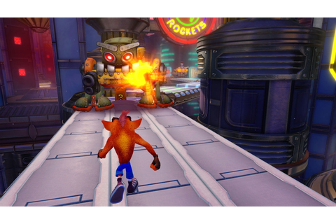 'Crash Bandicoot N. Sane Trilogy' Hands On Preview ...