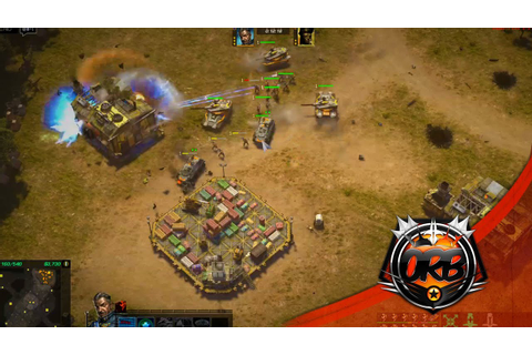 Command & Conquer Generals 2 - Exclusive 1080p PC Alpha ...