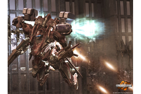 Armored Core 3 Wallpaper Images - IGN