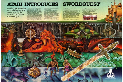 History of the SwordQuest | Video Games Amino