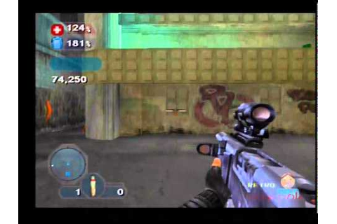 America's 10 Most Wanted PS2 Gameplay (Play It ...
