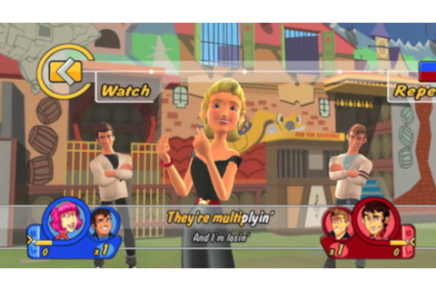 Grease the Game - Nintendo Wii Review - YouTube