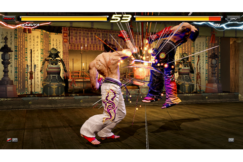 Tekken 5 game full version free download for pc ~ Desi ...