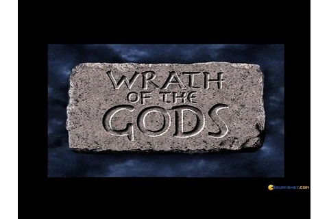Wrath of the Gods gameplay (PC Game, 1994) - YouTube