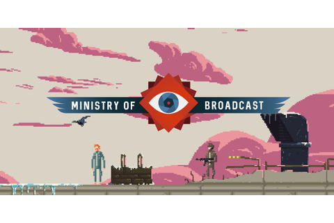 Ministry of Broadcast PC Review: A Step Back Platformer