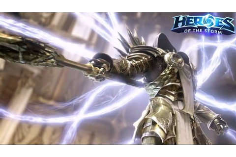 Tyrael - Best warrior in the game? // Heroes of the Storm ...