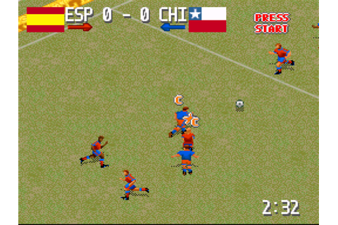 Fever Pitch Soccer Screenshots | GameFabrique
