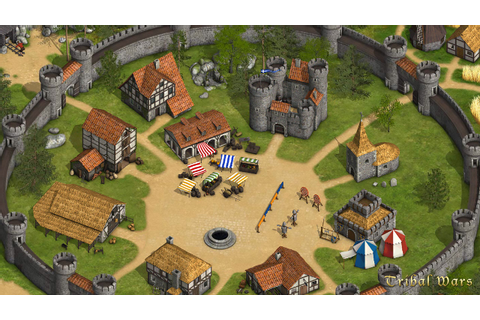 Tribal Wars – Online Strategy in the Middle-Ages. Build ...