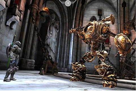 Infinity Blade Gives Respawn A New Meaning