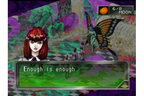 Revelations Persona: Good Ending (part 1/2) - YouTube