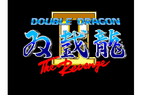 Double Dragon II: The Revenge Screenshots