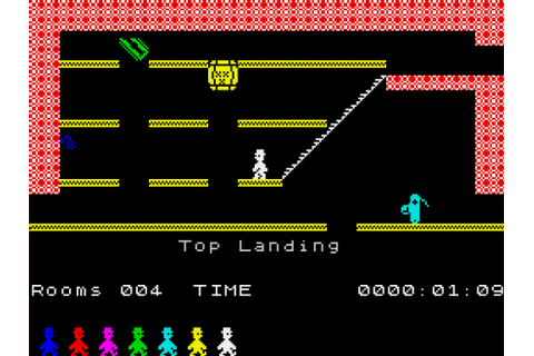 Top 10 Spectrum Games - The Best Speccy Games Ever!