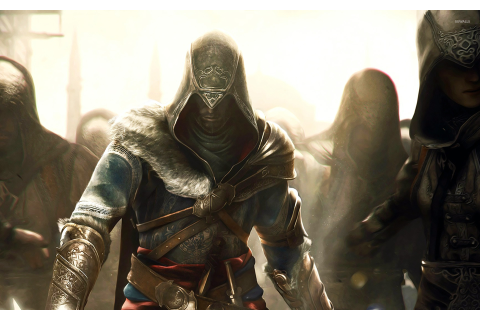 Assassin's Creed: Revelations [8] wallpaper - Game ...