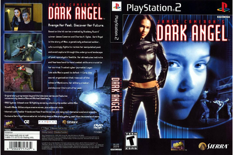 James Camerons Dark Angel Ps2 * - $ 380.00 en Mercado Libre