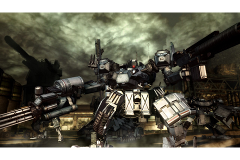 Late to the Game: Armored Core V | Nerditis