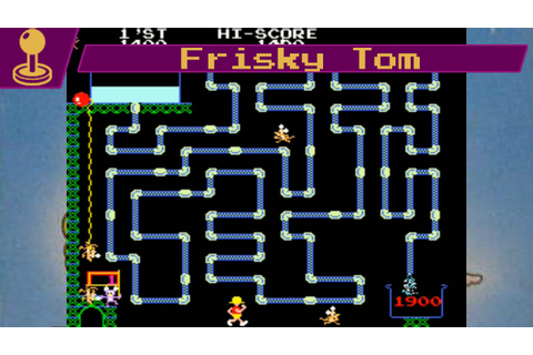 Arcade, Meekly - Frisky Tom - YouTube