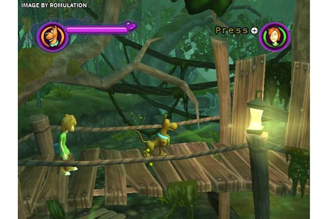 Scooby-Doo! and the Spooky Swamp (USA) Nintendo Wii ISO ...