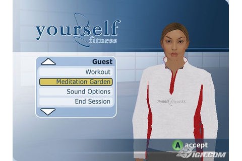 Yourself!Fitness Screenshots, Pictures, Wallpapers - PC - IGN