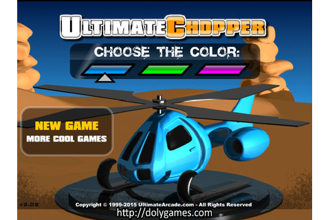 Ultimate Chopper - PLAY FREE - FLASH Game - DolyGames