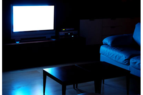 The truth about watching TV in a dark room | The New Times ...