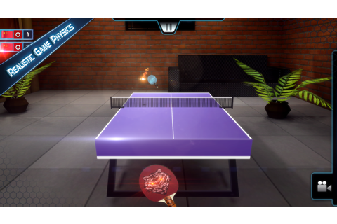 Table Tennis 3D Live Ping Pong - Android Apps on Google Play