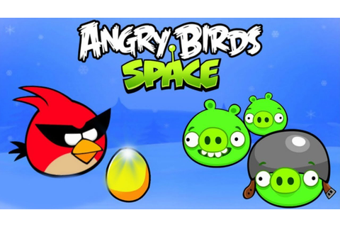 Angry Birds Space Golden Eggs Game Walkthrough Levels 1-5 ...