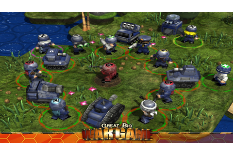 Try This For Size - Great Big War Game | StrategyCore
