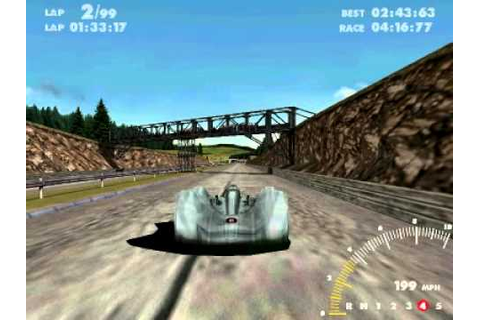 Spirit Of Speed 1937 (PC) (1) AVUS GER Auto Union SL - YouTube