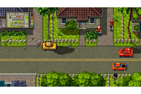 Shakedown Hawaii (Retro City Rampage follow-up) announced ...