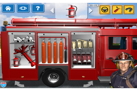 Fire Truck Games for Kids - Android Apps on Google Play