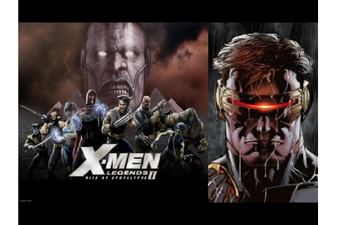 X-MEN LEGENDS II : L'Avènement d'Apocalypse PART 15- - YouTube