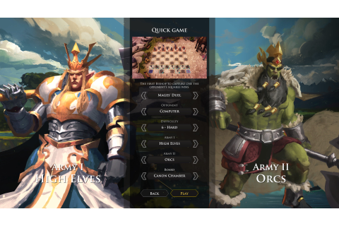 Chessaria: The Tactical Adventure - Tai game | Download ...