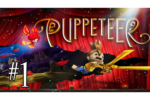 Puppeteer - Part 1 - Meet Kutaro - YouTube
