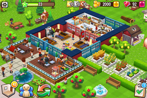 Food Street - Restaurant Management & Food Game - Android ...