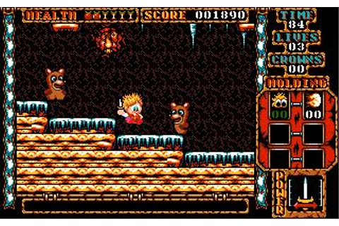 Kid Gloves 2 Download (1992 Amiga Game)