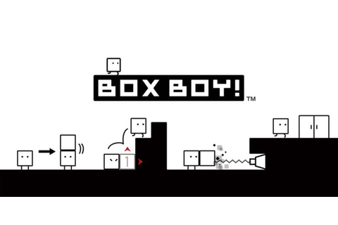 BYE-BYE BOXBOY! | Nintendo 3DS download software | Games ...