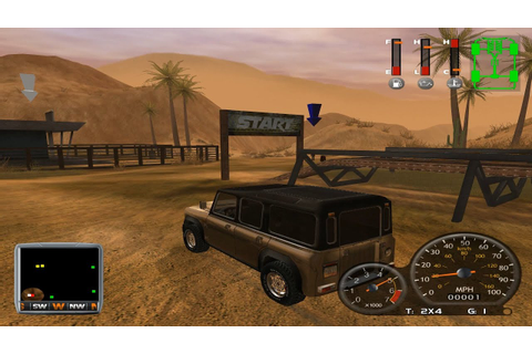 Cabela's 4x4 Off-Road Adventure 3 (2003) — Gameplay ...