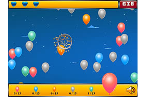 Play Crazy Balloon Shooter online for Free - POG.COM