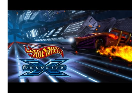 Hot Wheels Velocity X Part 1 - Trouble in Downtown - YouTube