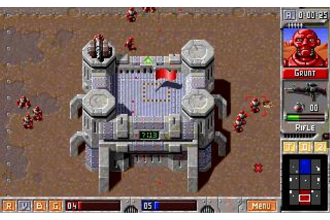 Z Download (1996 Strategy Game)