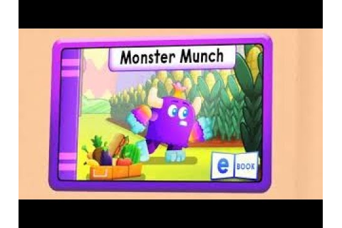 Super WHY S03E14 - Monster Munch - intro - YouTube
